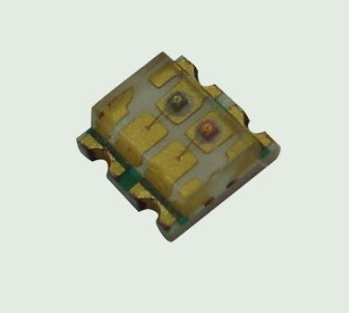 0603红-黄绿双色贴片LED 高亮贴片LED