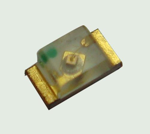 0603黄色贴片LED 0.8T 贴片LED发光二极管