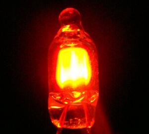 5*13MM NE-2UH氖灯 超高亮红色氖灯