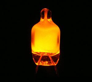 5*13MM  NE-2Y  氖灯 黄色荧光氖灯