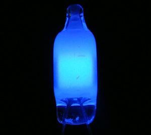 6*16MM  NE-2B蓝色氖灯 氖气指示灯
