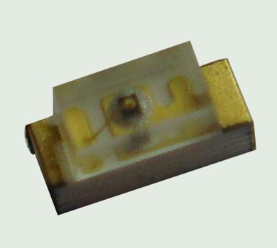 0603侧面发光黄色贴片LED LED发光二极管