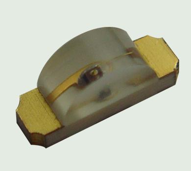 1206侧面发光黄色贴片LED SMD发光二极管