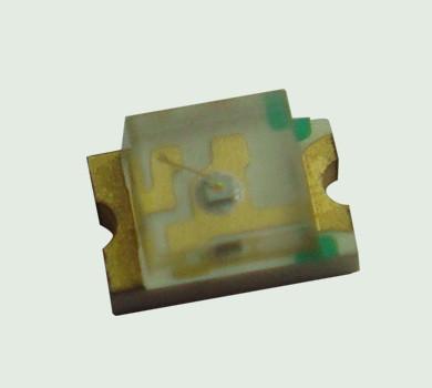 0805深绿色贴片LED1.1T LED灯珠规格