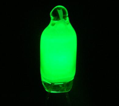 6*20mm  NE-2G氖灯 绿色荧光氖灯