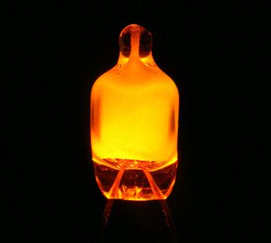 6*16mm  NE-2Y氖灯  桔黄色荧光氖灯