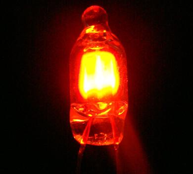 3*10mm  NE-2UH氖灯  电压指示氖灯   氖泡