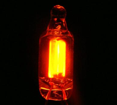 6*20MM NE-2 氖灯 氖灯泡